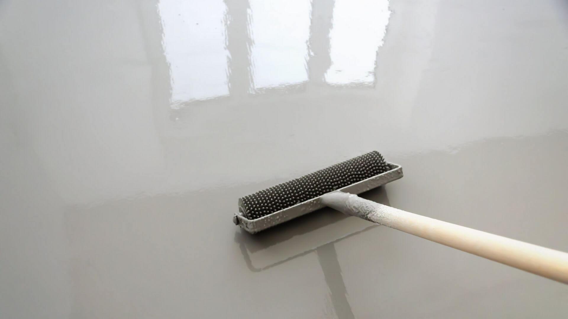 Smoothing Concrete For Epoxy Floor